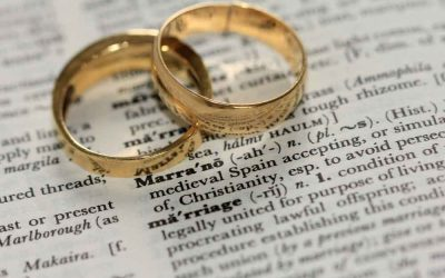 I Am Getting Married! What Does This Mean for My Will?