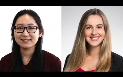 Nevett Ford welcomes Carrie Chiu and Erin Trantino